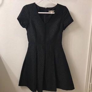 Banana Republic Mini Black Dress